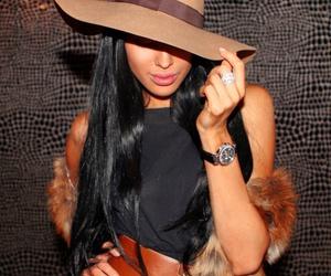 fashion, olesya malinskaya, and hat image