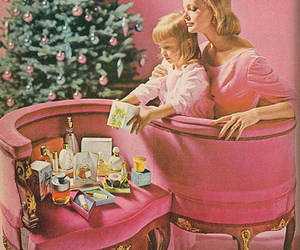 ads, avon, and vintage image
