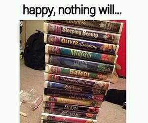 disney, happy, and movies image