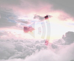 background, volume, and clouds image