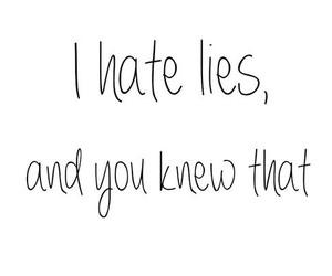 lies image