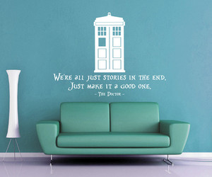 decal, decoration, and doctor who image