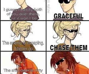 funny, annabeth, and puns image