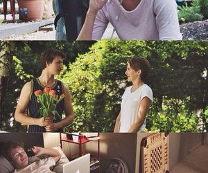 book, story, and augustus waters image