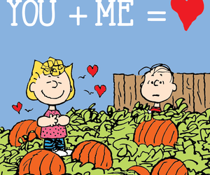 love and snoopy image