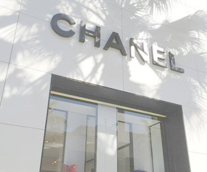 chanel, shop, and store image