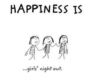 girls, fun, and happiness image
