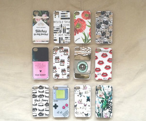flowers, iphone case, and iphone 6 case image