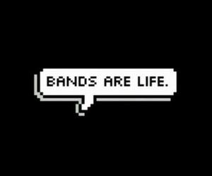 band, life, and music image