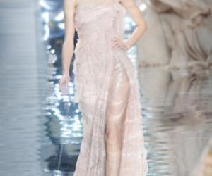 dress, elie saab, and jac image