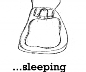 bed, happiness, and sleeping image