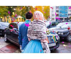 hijab, kiss, and muslim image