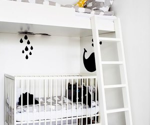 shared kids bedroom ideas, cute toddler beds, and cute baby beds image