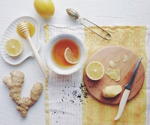 cooking, ginger, and honey image