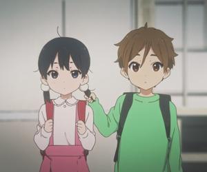 boy, girl, and tamako market image