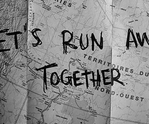 run and together image