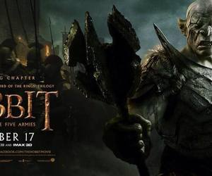 azog, the hobbit, and botfa image
