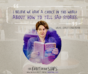 tfios, the fault in our stars, and hazel grace lancaster image