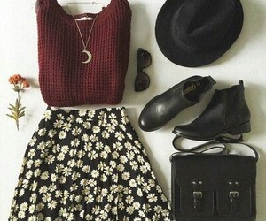 boots, clothes, and brown image