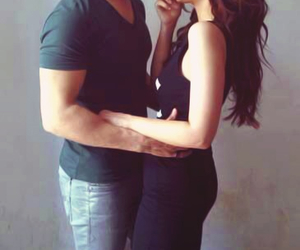 bollywood, couple, and india image