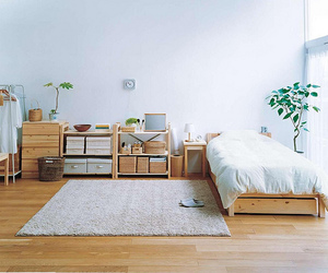 room, interior, and bedroom image