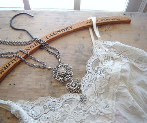 hanger, jewelry, and necklace image