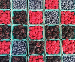 beautiful, blueberries, and fashion image