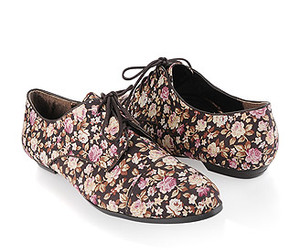forever 21, floral, and shoes image