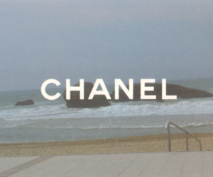 chanel, beach, and ocean image
