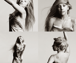 beautiful, girl, and Lady gaga image