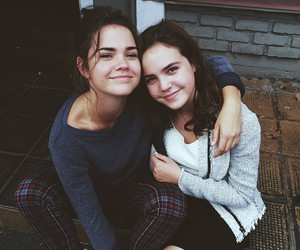 maia mitchell, bailee madison, and the fosters image