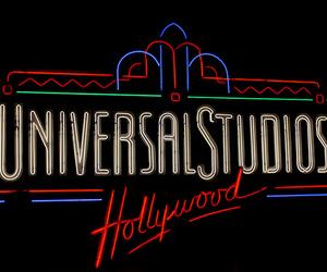 hollywood, lights, and studio image
