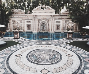 Versace, luxury, and house image