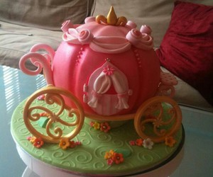 cake, disney, and fairy tale image