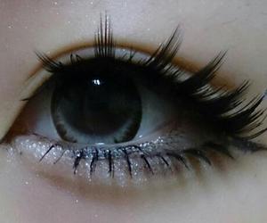 eye, kawaii, and asian image