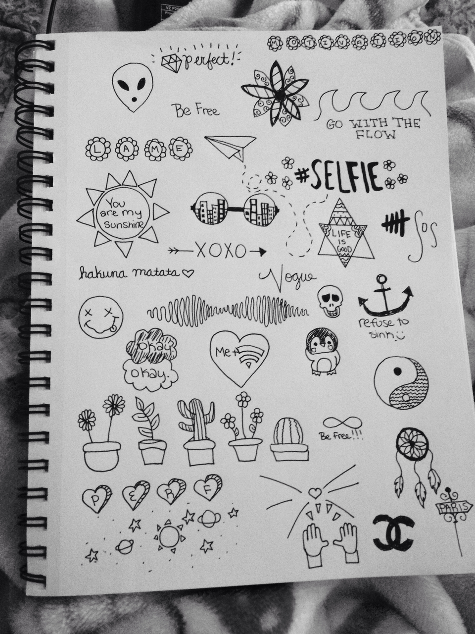 37 Images About Notebook Doodles On We Heart It See More About