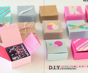 diy, box, and creation image