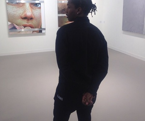 art and asap rocky image
