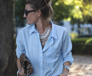 fashion, woman, and outfit image