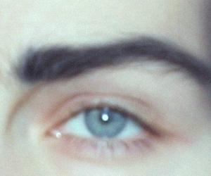 alternative, blue eyes, and dark image