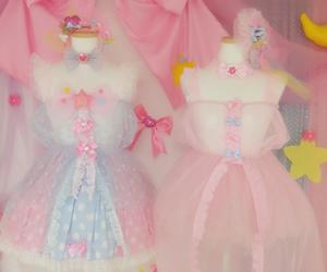 dress, kawaii, and fashion image