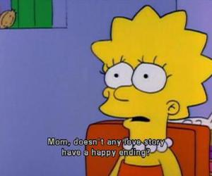 simpsons, the simpsons, and lisa simpson image