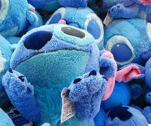 stitch, blue, and photography image