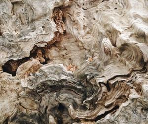 art, brown, and wood image