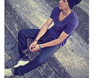 beanie, gay, and skinny image