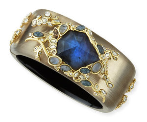 bracelet, jewelry, and blue crystal image