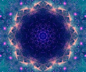cielo, shine, and mandala image