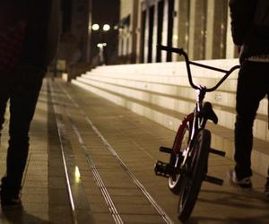 boy, bmx, and bike image
