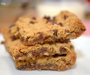 bars, chocolate chip, and oatmeal image