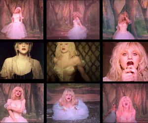 Courtney Love, hole, and violet image